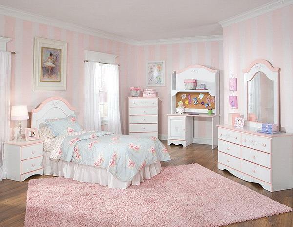 Beau Chambre Rose Pastel